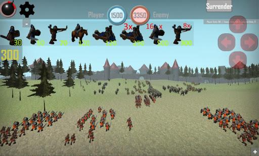 MEDIEVAL BATTLE: EUROPEAN WARS 2.0 screenshots 7