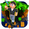 AdventureCraft 블록 공예 무료: Survive & Mine & Build