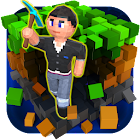 AdventureCraft: 3D Block Building & Survival Craft icon
