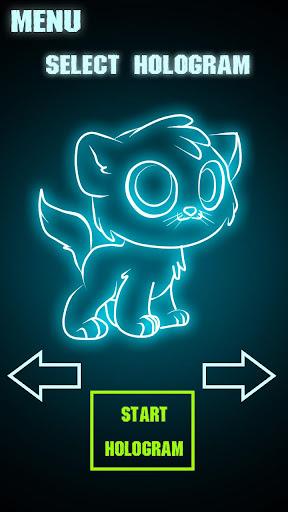 全息猫小猫3D恶作剧|玩模擬App免費|玩APPs