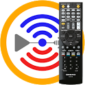 Remote for Onkyo AV Receivers & Smart TV/Blu-Ray icon