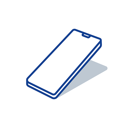 Nokia mobile support Icon