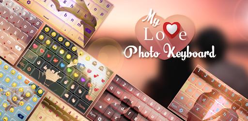 My Love Photo Keyboard Aplikácie (APK) na stiahnutie zadarmo pre Android/PC/Windows screenshot