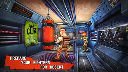 Code Triche Shelter War: Last City in apocalypse APK MOD (Astuce) screenshots 3