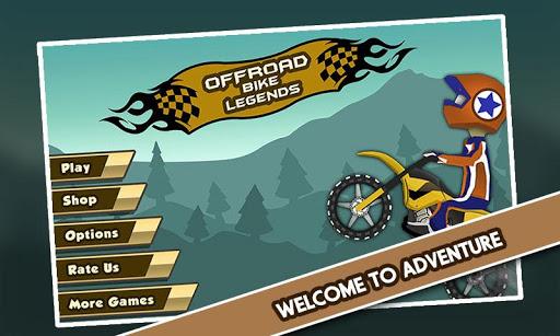 OffRoad Bike Legends