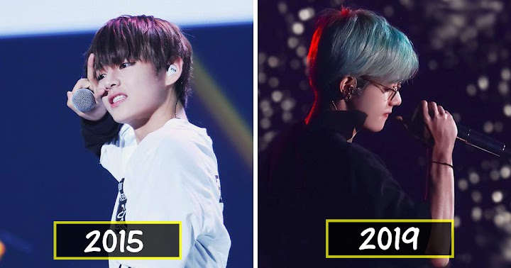 These Photos From Bts S 1st Japan Tour Vs Now Might Make You Cry