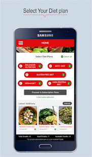 Liveat - Health food delivery- screenshot thumbnail