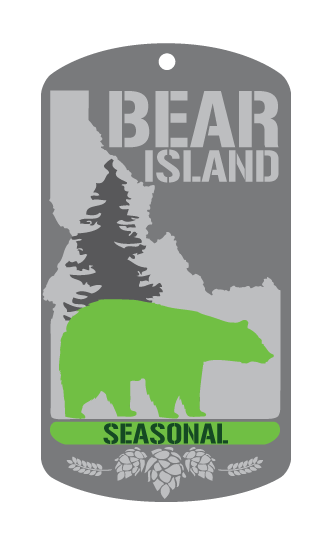 Logo of Bear Island Locks of Gold
