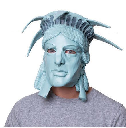 Mask, frihetsgudinnan