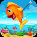 Fish Hunting - Archery Shooting Games icon