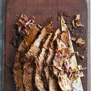 Braised Brisket with Red Wine and Honey.