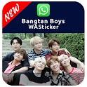 BTS Korea WA Sticker : bangtan Boys icon