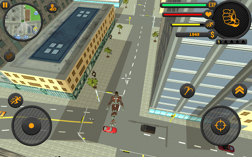 Rope Hero 3 2.1 screenshots 2