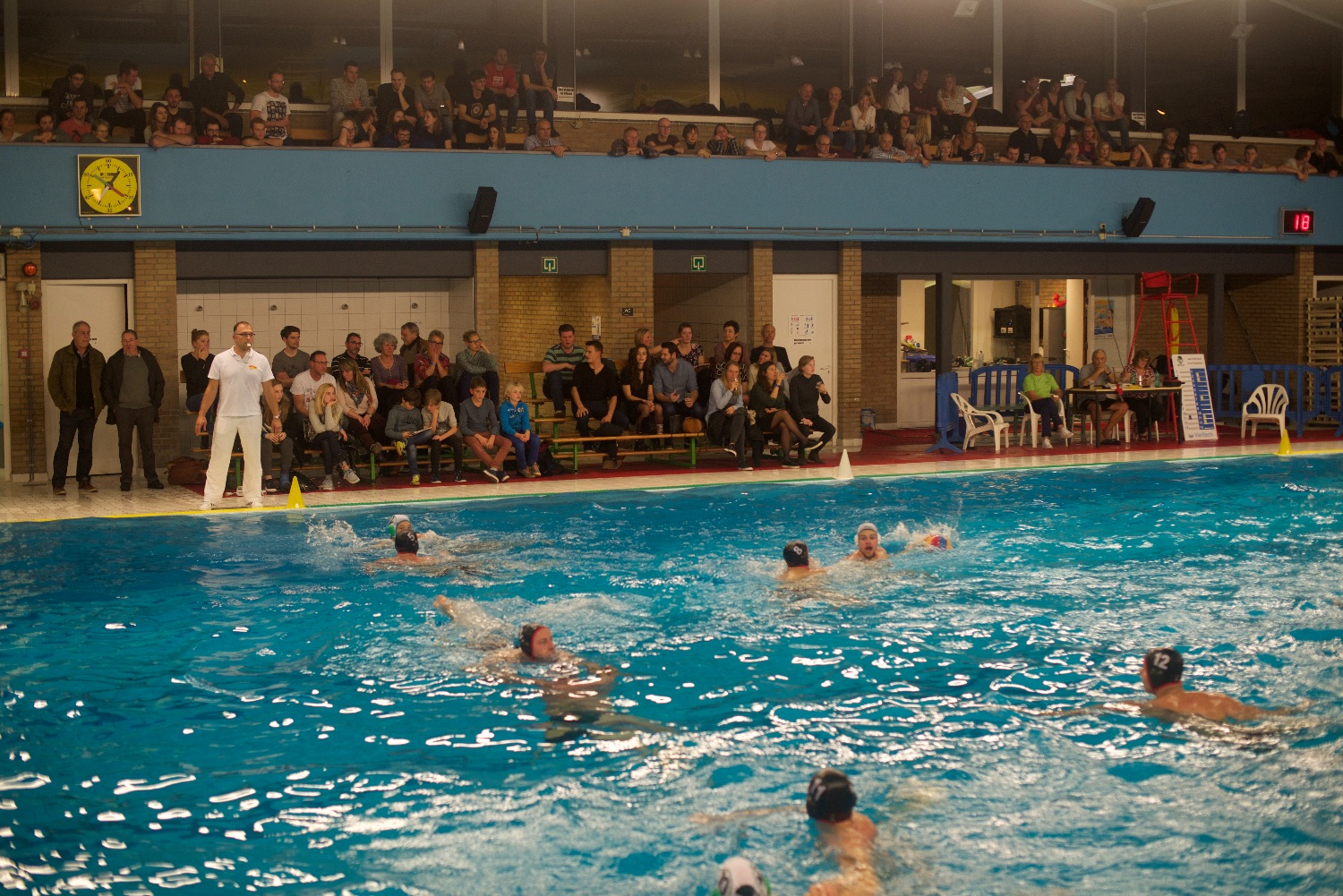 Waterpolo SL: Mechelen-Doornik