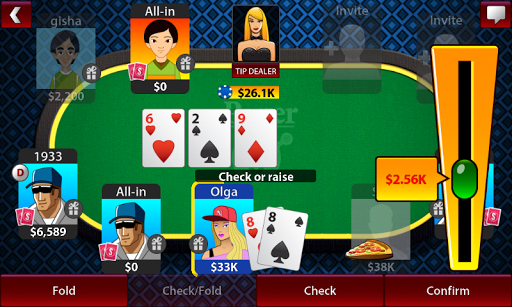 Texas Holdem Poker Online Free - Poker Stars Game 2.4.3.1 screenshots 2
