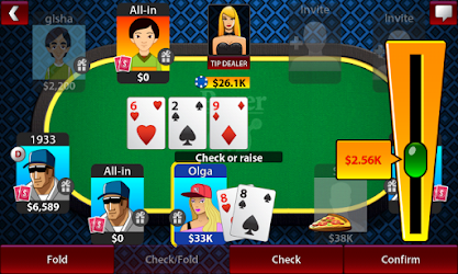 Texas Holdem Poker Online Free – Poker Blackjack APK Download – Free Card GAME for Android 2