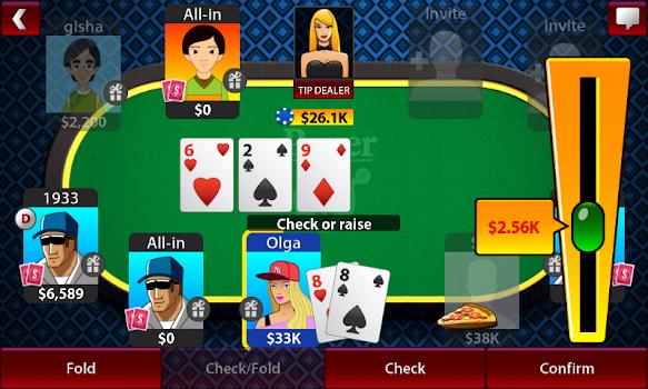 Texas Holdem Poker Online FREE