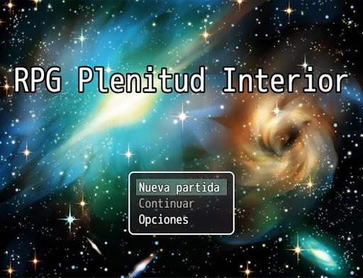 RPG Plenitud Interior  captures d'écran 1