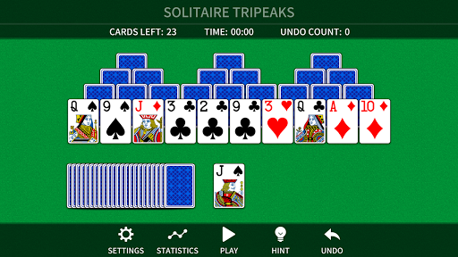TriPeaks Solitaire Classic 1.1.7 screenshots 6