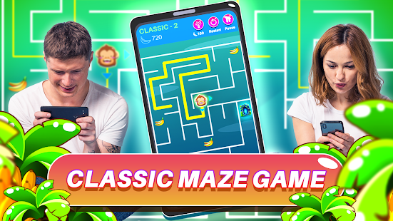 King of Maze for PC-Windows 7,8,10 and Mac apk screenshot 1