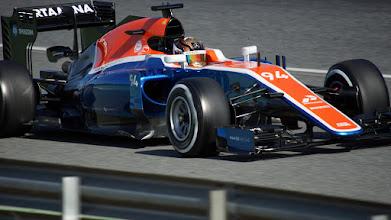 Photo: Pascal Wehrlein - Manor Racing