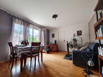Appartement 2 pièces 56,52 m2