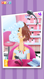 Girls Hair Salon- screenshot thumbnail