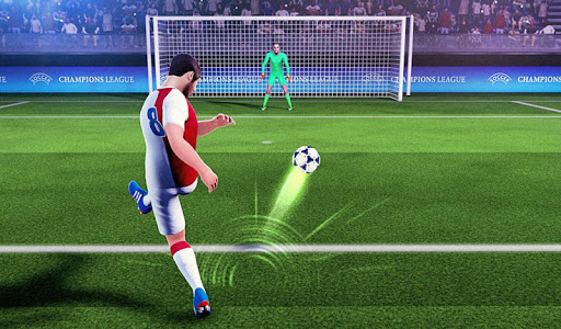 Champions FreeKick League 2018  gameplay | by HackJr.Pw 11