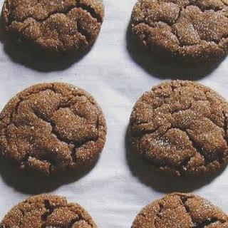 Triple Ginger Cookies.