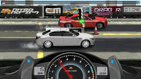 Drag Racing MOD Apk 2.0.43 (Unlimited Money) 2