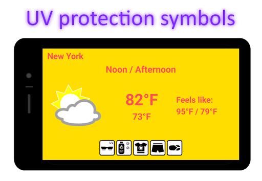 Weatherproof - Weather & Clothes 4.6.6 screenshots 8
