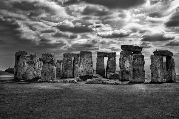 La misteriosa stonehenge di Fabien