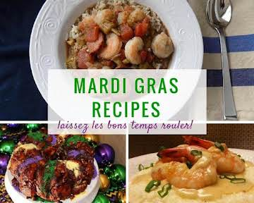18 Party-Perfect Mardi Gras Recipes