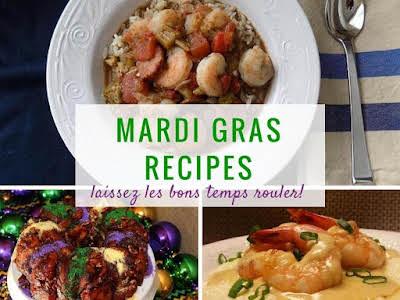 18 Party-Perfect Mardi Gras Recipes