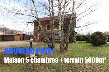 maison à Saint-Seine-en-Bâche (21)
