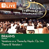 Brahms: Variations on a Theme by Haydn (Theme and Variation I)