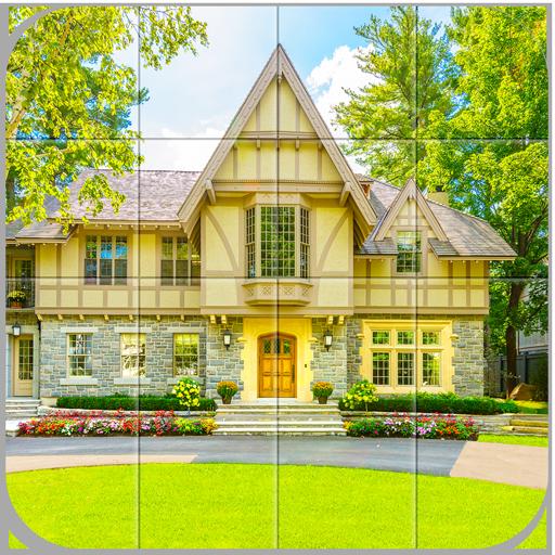 Tile Puzzle Dream Home