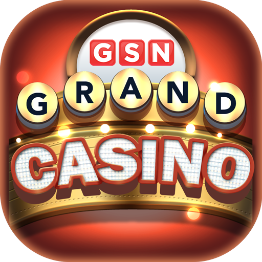 GSN Grand Casino - FREE Slots 博奕 App LOGO-硬是要APP