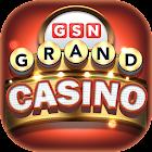 GSN Grand Casino - FREE Slots icon