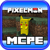 Download Pixelmon Mods MCPE APK for Android Kitkat