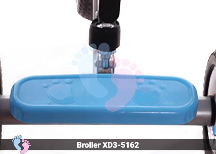 Xe đạp trẻ em 3 bánh Broller XD3-5162 9