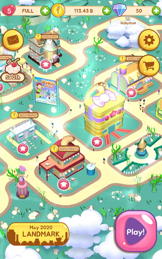 Lola Bakery - Puzzle & Idle Store Tycoon with Kiko  screenshots 11