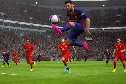 eFootball PES 2020 screenshots 1