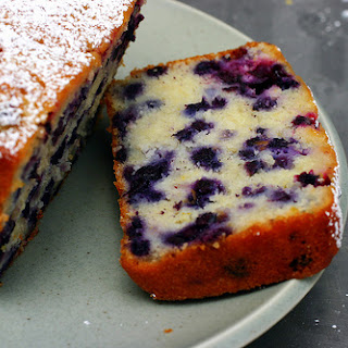 Dried Blueberries Cake Recipes.