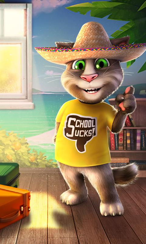 talking tom spiel
