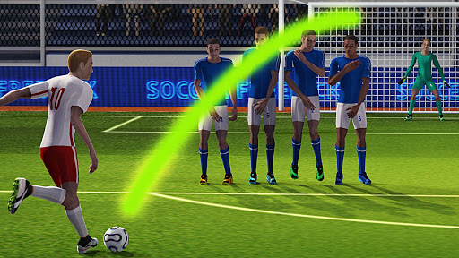 Soccer World League FreeKick for PC
