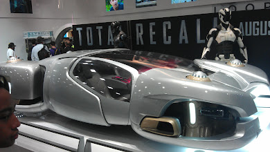 Photo: Floor - car from Total Recall