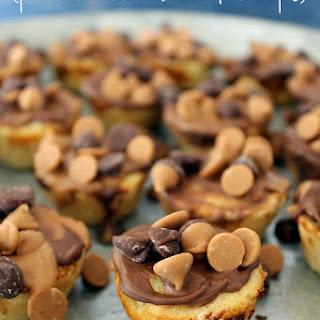 Peanut Butter & Chocolate Cups {recipe}