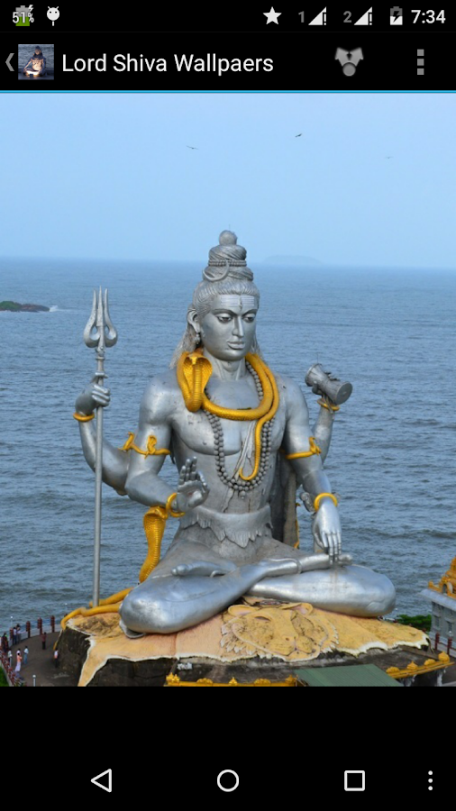 Lord Shiva Wallpapers Hd Apps On Google Play