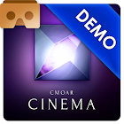 Cmoar VR Cinema Demo icon